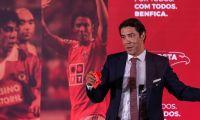Rui Costa eleito o 34.º presidente do Benfica com 84,48% dos votos