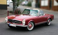 Mercedes-Benz W113 - 230 sl -  Beleza pura