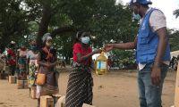 "Cabo Delgado: Deslocados enfrentam ""fome severa"" no regresso a Palma"