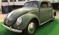 Collection: A história de um dos primeiros VW Fusca brasileiros