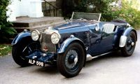 Aston Martin Le Mans -1933