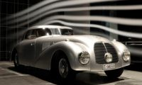 Mercedes 540 K Streamlined Car: Racing Car That Was Never Allowed To Run