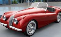 Jaguar XK120 - Beatiful