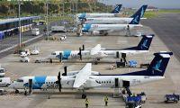 Todos os voos da Sata Air Açores e Azores Airlines suspensos por determinação do Governo dos Açores