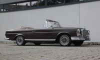 1962 Mercedes-Benz 220S Eb Coupe