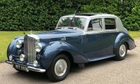 1953 Bentley R Type - Pure luxury and quality from Great Britain