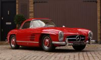 Mercedes 300 SL - Unique and very special even today