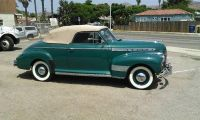1941 Chevrolet Cabriolet - What about the beauty of this car?