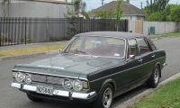 Ford Zephyr/Zodiac Mk4 (1966 - 1972)