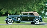 1933-'37 Cadillac V-16 - What Wonderful world of dream american classic cars