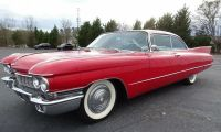 1960 Cadillac Coupe de Ville - Unrivaled style and luxury