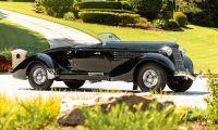 America's Most Beautiful Car? The Auburn 851 Boattail Speedster