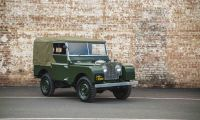 Land Rover Series I - The first in a long line of reliability and strength in a 4x4