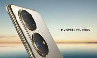 Huawei revela primeira imagem do P50, o primeiro telemóvel com Harmony OS