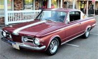 Plymouth Barracuda - controversial - loved and hated