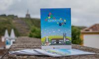 Guia do Comércio Local distribuído em todo o Concelho para incentivar consumo de proximidade - Iniciativa da Câmara Municipal da Praia da Vitória