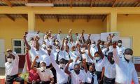 Cabo Delgado: Estados Unidos reabilita Instituto Agrário de Bilibiza destruído por insurgentes