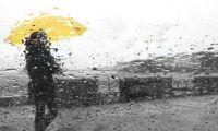 Grupos central e oriental dos Açores com aviso amarelo devido a chuva forte