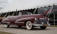 "1947 Cadillac Convertible - it was ""the must"""