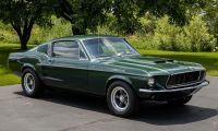1967 Fastback Mustang - So Beautiful