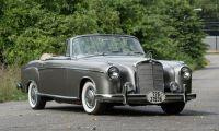 1958 Mercedes-Benz 220S - Very rare but very desirable