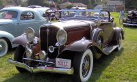 1931 Studebaker President four seasons roadster - Tell me what to say about this beauty!