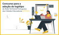 Concurso para a adoção do logótipo da Rede Territorial Portuguesa das Cidades Educadoras (RTPCE)