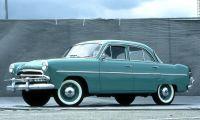 Aero Willys da década de 50 - um clássico do Brasil com muito charme