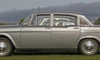 HUMBER SNIPE/IMPERIAL - a very good british memory car