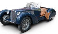 1938 Bugatti Type 57C 'Cäsar Schaffner Special Roadster' - very exclusive italian classic car