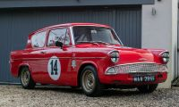 Ford Anglia - loved and hated but no one was indifferent to him