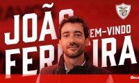 João Ferreira, ex-Manchester United, é o novo diretor desportivo do Santa Clara