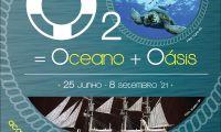 Exposição O2 = Oceano + Oásis - Na Praia da Vitória