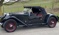 """1932 Riley Nine Gamecock - A rare and precious British """"piece of art"""""""