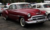 Chevrolet Bel Air - The beginning of a long and beautiful journey