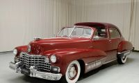 Derham-bodied 1942 Cadillac Series 60 Special - GREATNESS