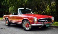 Mercedes Benz w113 280 Sl Pagode 1969 - My Dream car