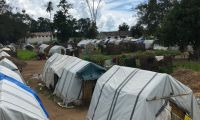 """""""Temos saudades das nossas casas"""", diz deslocado de guerra de Mocímboa da Praia"""