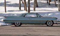 1961 CADILAC 1961 Eldorado Biarritz - The grandeur of American design