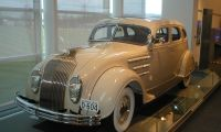 1937 Chrysler Airflow - A line full of history from a time that doesn't come back
