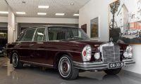 Mercedes-Benz 300 SEL 6.3 - The beatiful BEAST