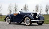 Mercedes 170 cabriolet de 1934