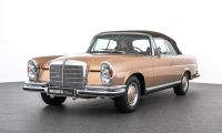 Timeless Classics: 1969 - Mercedes-Benz 280 SE 3.5 Cabriolet - V8 appeal, Fast and fun