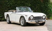 Triumph TR5 - a lineage of pure strength