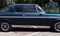 Sunbeam Rapier Fastback coupé -  It was a nice car