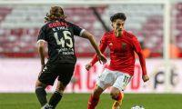 Franco Cervi tem 'pé e meio' fora do Benfica