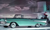 1957 Chevrolet Bel Air Convertible - The Must!