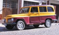 Rural Willys - O todo-o-terreno do Brasil