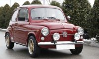 Fiat 600 - a legend (still) alive!