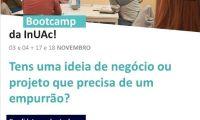 Chegou o Bootcamp da InUAc!